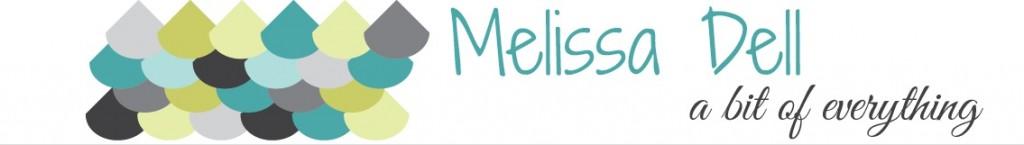 Melissa Dell Logo