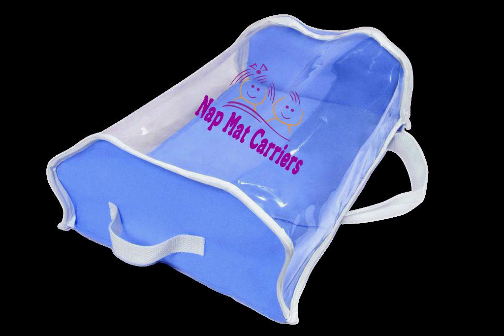 Blue Nap Mat Bag Image