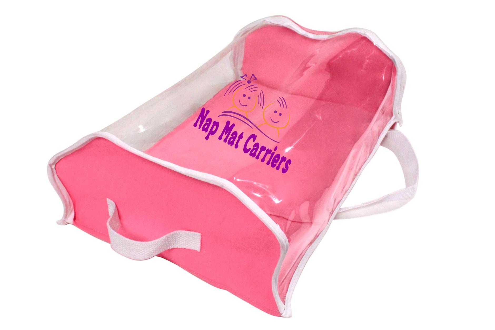 Pink Nap Mat Bag Image