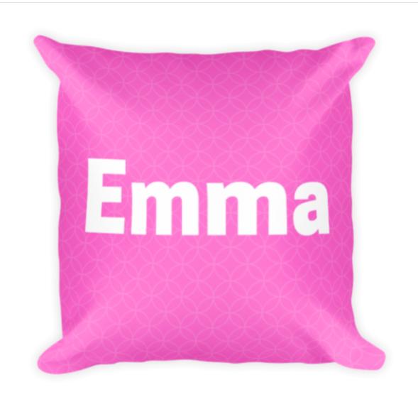 Emma Pillow Image
